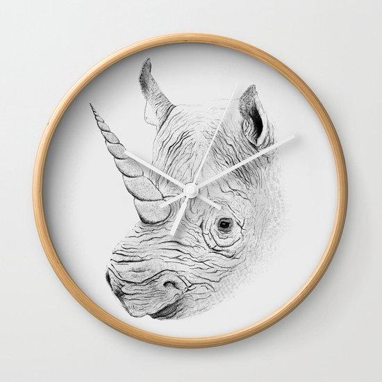 Rhinoplasty Wall Clock