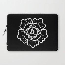flower of my heart Laptop Sleeve