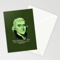 How Much Pain Have Cost Us Stationery Cards