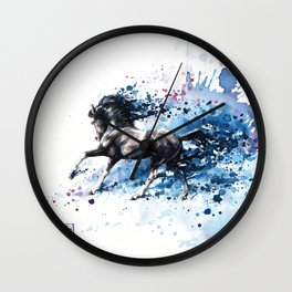 """Poseidon"" Wall Clock"