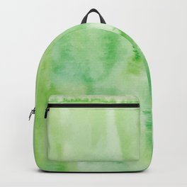 Watercolor abstract many color no.18 Backpack