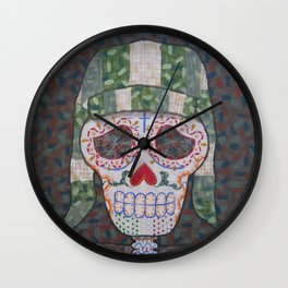 El Chavo de Azucar Wall Clock