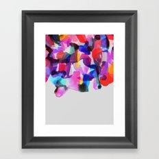 MX6 Framed Art Print