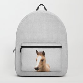 Baby Horse - Colorful Backpack