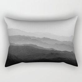 Beyond the horizon Rectangular Pillow