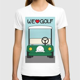 WE♥GOLF T-shirt
