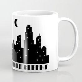 La ciudad nunca duerme Coffee Mug