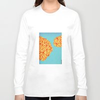detroit Long Sleeve T-shirts featuring - detroit - by Magdalla Del Fresto