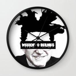 Weeknd @ Bernie's Wall Clock