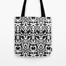 Rorschach madness Tote Bag