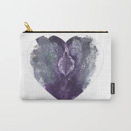 Verronica Kirei's Vulva Valentine Carry-All Pouch