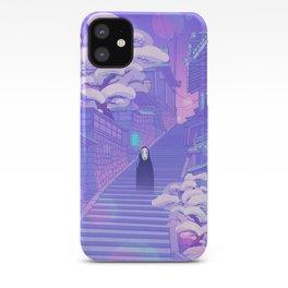 Kaonashi iPhone Case