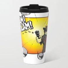 Bullet Time Metal Travel Mug