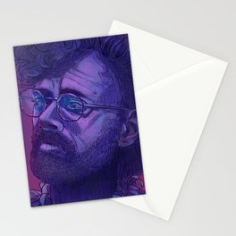 Terence Mckenna Stationery Cards