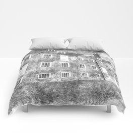 House Mill Bow London Vintage Comforters