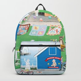 Dockside Bears Backpack