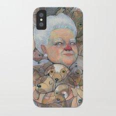Miss Puppy iPhone X Slim Case