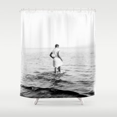 89 Shower Curtain