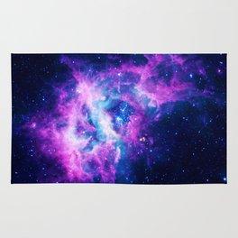 Dream Of Nebula Galaxy Rug