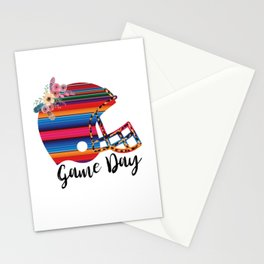 Game Day Stationery Cards