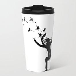 Dandelions are FUN! Travel Mug