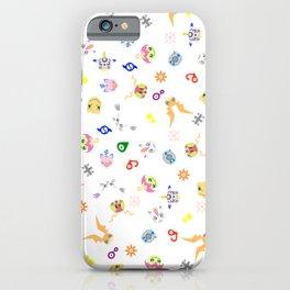 digipattern iPhone Case