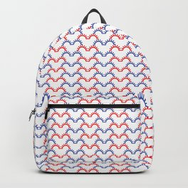 heartbeat pattern Backpack