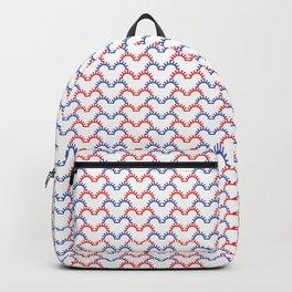heartbeat pattern Backpack