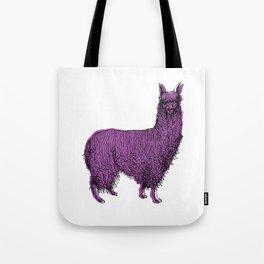 suri alpaca Tote Bag