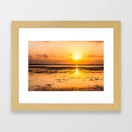 SunRise Framed Art Print
