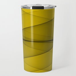 Abstract #7 Travel Mug