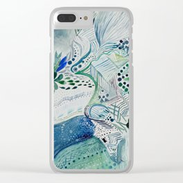 Jumpers Clear iPhone Case