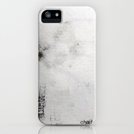 Chair.2 iPhone Case