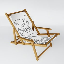 Texas Hill Country Sling Chair