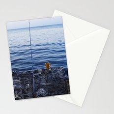 Sunrise Fishing  Stationery Cards