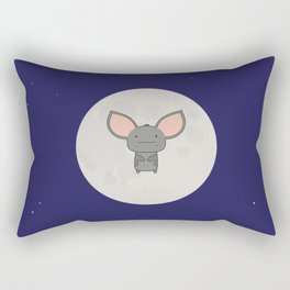 ALDWYN THE BAT Rectangular Pillow