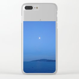 NHATRANG night Clear iPhone Case