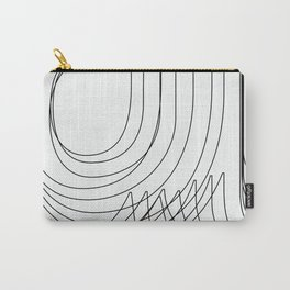 Helvetica Condensed 002 Carry-All Pouch