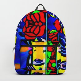 Jeepers peepers Backpack