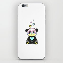 Whimsical Panda iPhone Skin
