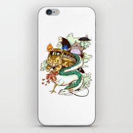Studio Ghibli - 2 iPhone Skin