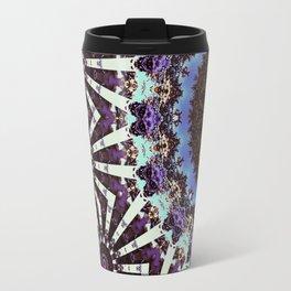 Caterpillars (Purple) Travel Mug