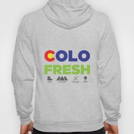 COLOFRESH Hoody