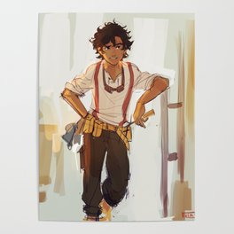 Leo Valdez the best of all Poster