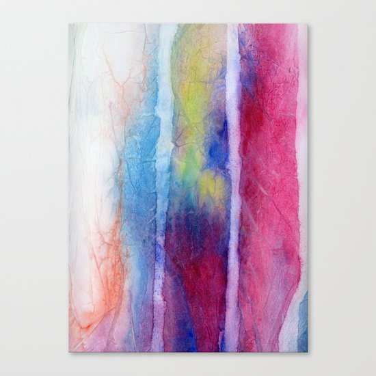 Skein I Canvas Print