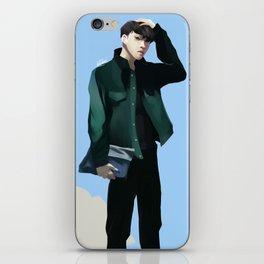 vixx jaehwan airport fashion iPhone Skin