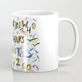 Bird envy Coffee Mug