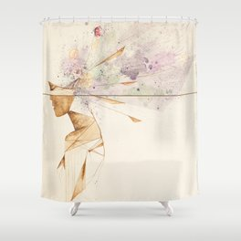 Souvenirs Shower Curtain