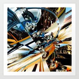 J55-2-RMpt05Edit1 Art Print