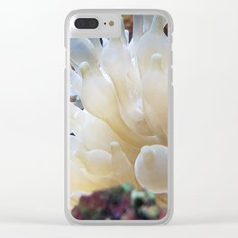 Mysteries of the Seas Clear iPhone Case